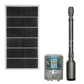 Kit complet pour pompe solaire immergée PS600 Lorentz (180 mètres - 183l/min)