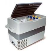Frigo portable à compression pour bateaux et raids 4x4 / 46 L WAECO (CFX 50W)