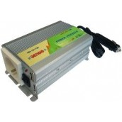 Convertisseur de tension Genois 12V-230V 300W + port USB