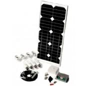 Kit solaire d'éclairage Solar Mate III ES (4 ampoules)
