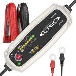 Chargeur CTEK MXS 5.0 : le meilleur chargeur de batterie voiture CTEK