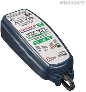 Chargeur de batterie auto et moto Optimate TM470 Lithium 4S