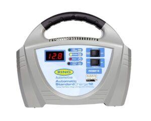Fiche produit du chargeur RING pour batterie de voiture 12V
