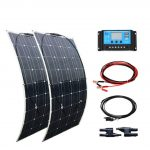Kit solaire camping-car XINPUGUANG 200W 12v
