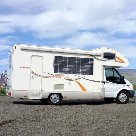 XINPUGUANG 200W installés sur camping car