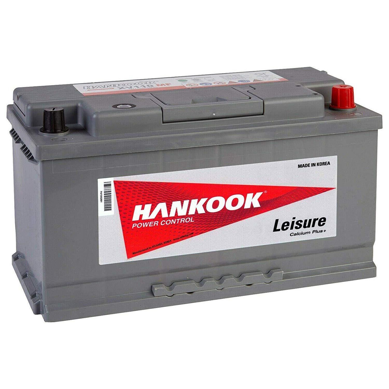 Notre avis sur la batterie Hankook 110AH