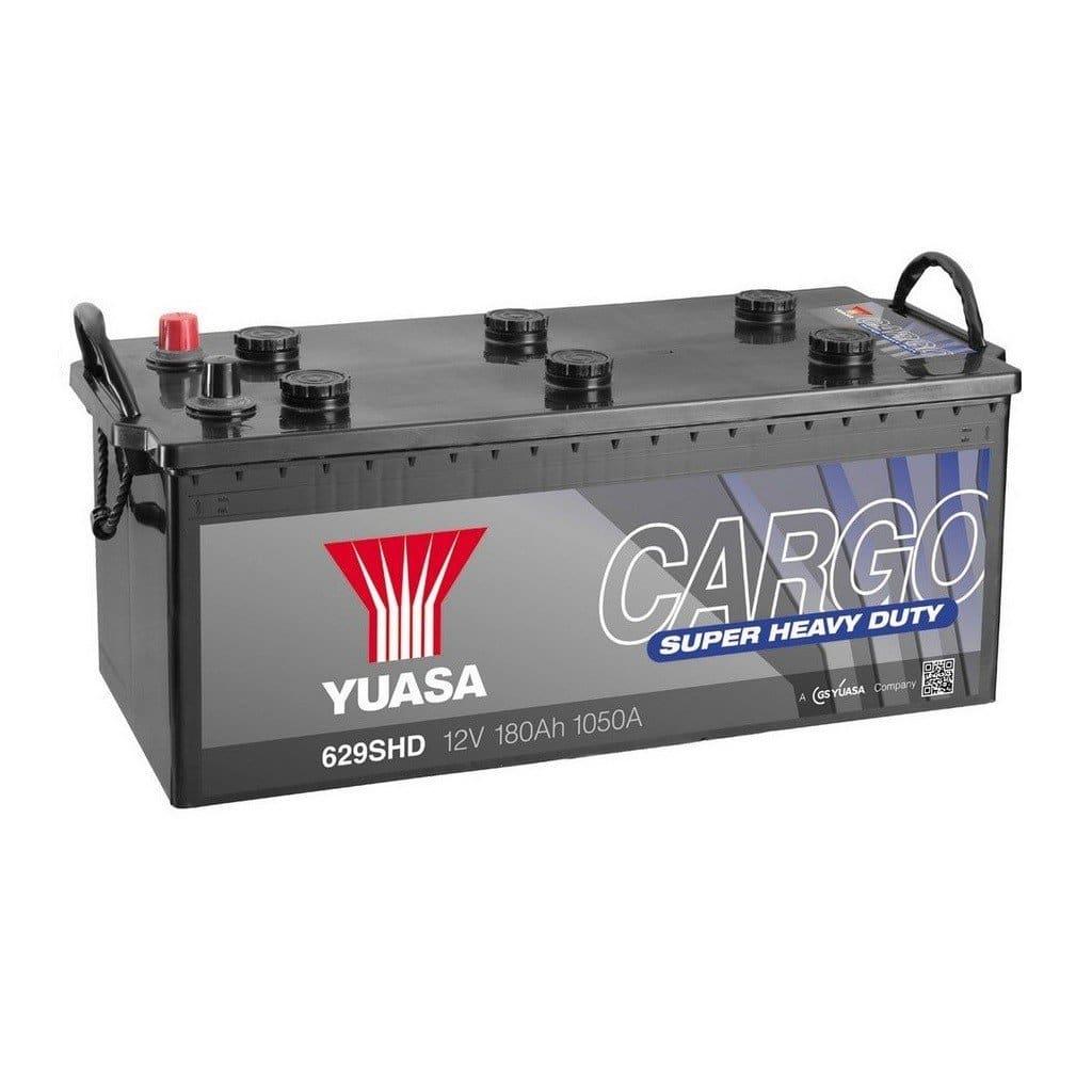 Test de la batterie à décharge lente Yuasa 629SHD