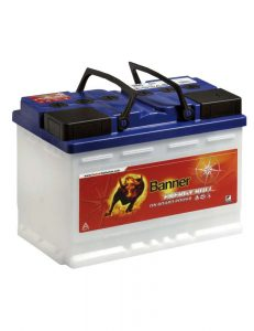 Notre sélection des batteries à décharge lente : la Banner Camping Bull Energy 100mAh