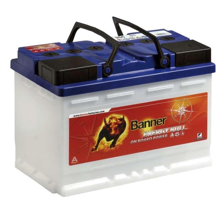 Batterie à décharge lente Banner Energy Bull