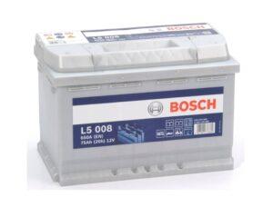 Fiche produit de la batterie à décharge lente Bosch et avis Watteo