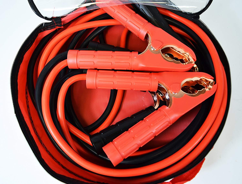 Test et avis des câbles de démarrage Sakura 4m 700A