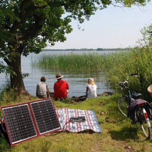 Les Kits et panneaux solaires de la marque DOKIO