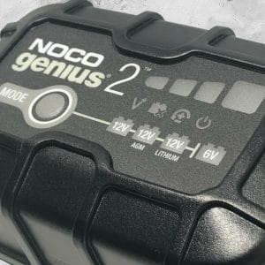 Noco Genius 2 chargeur et désulfateur de batterie