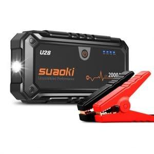 Booster de batterie 12V Suaoki U28 2000A
