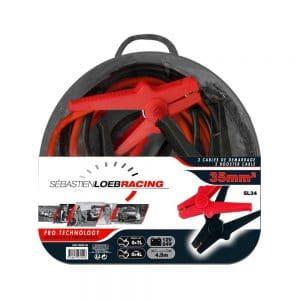 Câbles de démarrage Sébastien Loeb Racing
