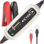 Chargeur de batterie CTEK 0.8 : le moins cher des chargeurs CTEK