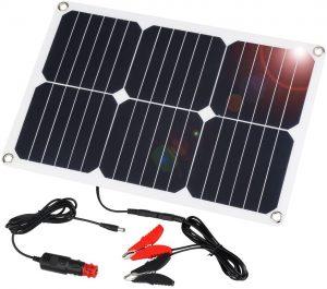 Chargeur solaire portable Suaoki 18W