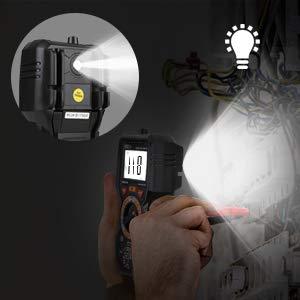 Multimètre numérique et testeur de batterie Tacklife
