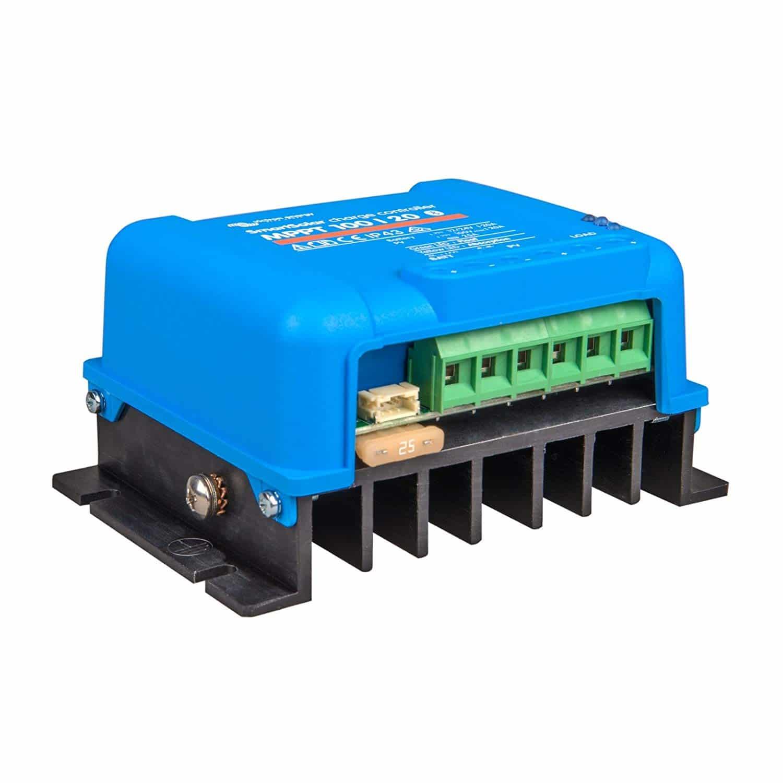 Le meilleur régulateur de charge solaire : Victron SmartSolar 100V 20A