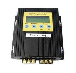 Régulateur de charge solaire Eco-Worthy MPPT