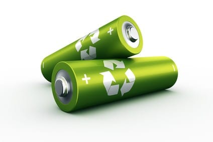 Recycler vos piles rechargeables