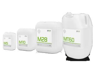 Bidons de méthanol EFOY, le carburant des piles à combustible
