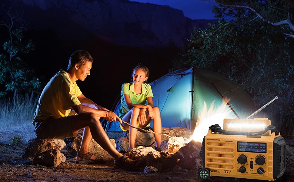 L'appareil de secours idéal lors de vos sorties nomades et campings sauvages
