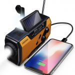 Radio solaire portable FosPower