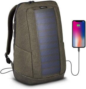 Sac à dos solaire Sunnybag Iconic : l'un des meilleurs