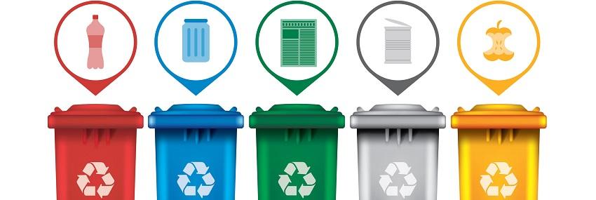 Ensemble, trions et recyclons nos déchets