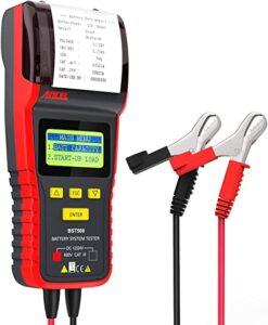 Testeur de batterie Ancel BST 500 qui imprime directement vos résultats de test