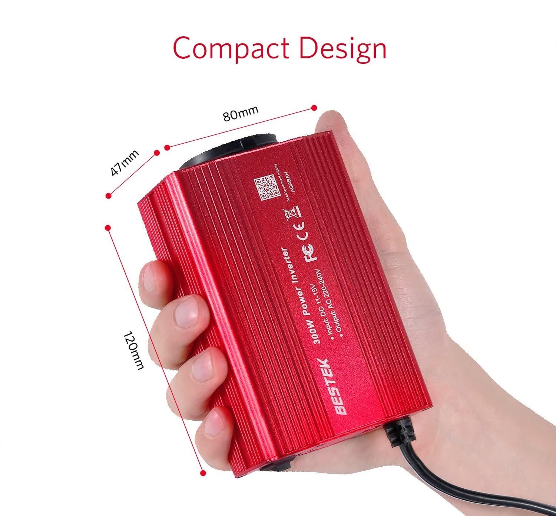 Bestek 300W : le convertisseur de tension compact et design