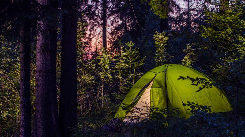 Le guide Watteo du bivouac et du camping sauvage
