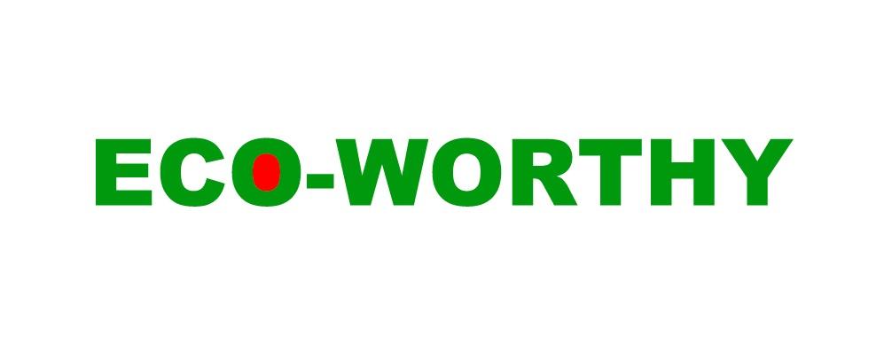 Logo du géant Eco-Worthy, spécialiste de l'énergie solaire