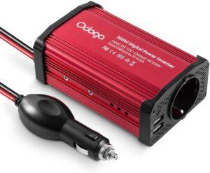 Convertisseur de tension Odoga 300W pour voiture