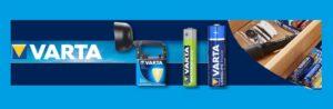 VARTA : le guide d'achat des batteries à décharge profonde, piles rechargeables, batteries nomades et lampes torches LED