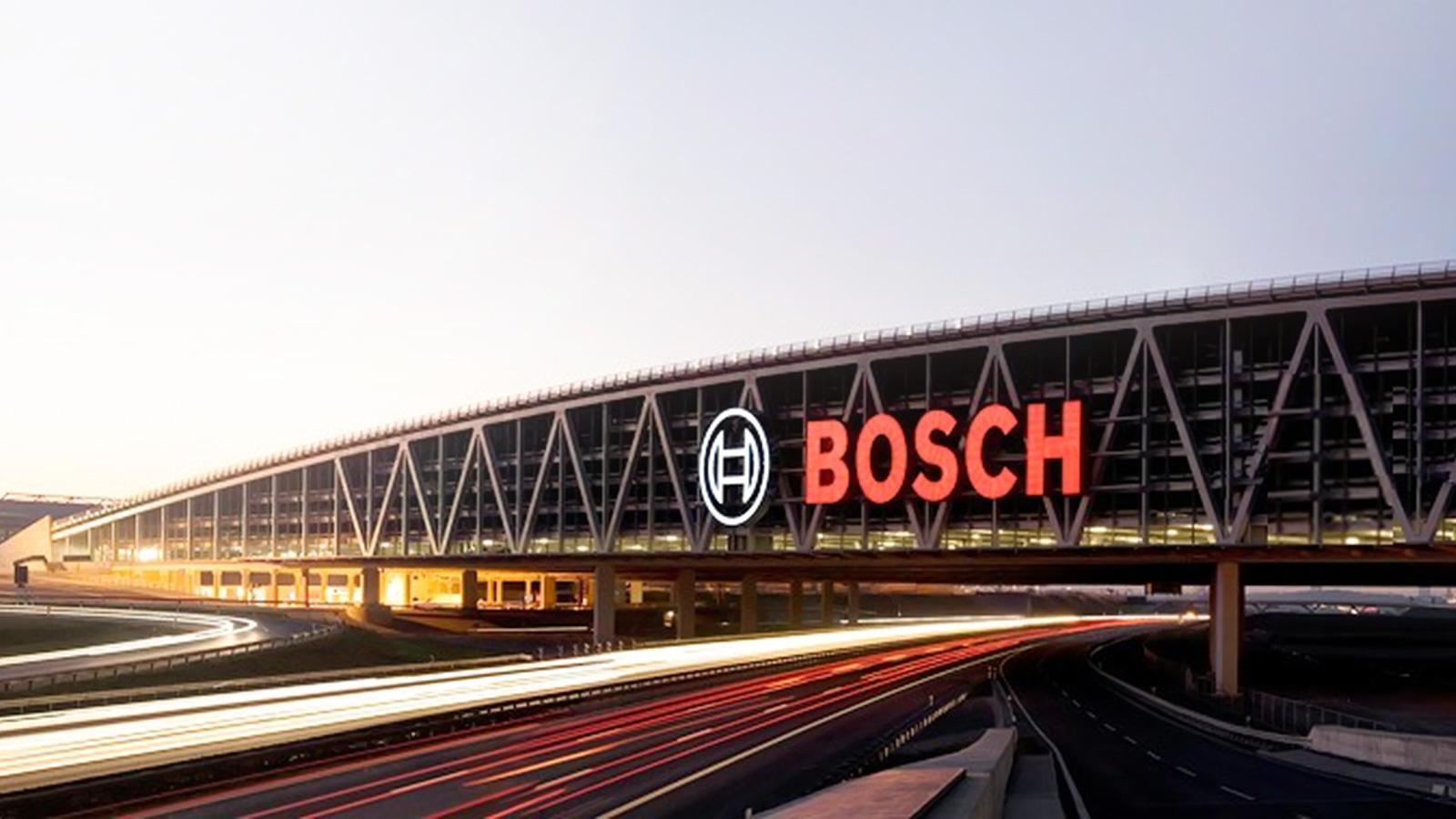 Le géant Bosch, leader de la batterie, électroménager et outil de bricolage