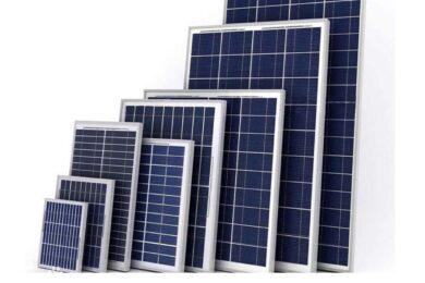 Les panneaux solaires polycristallins : petits panneaux photovoltaïques portables ou grands modules solaires fixes