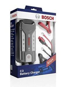 Fiche produit du chargeur Bosch C3 pour batterie 6 et 12V