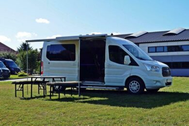 Essor du camping-car de luxe