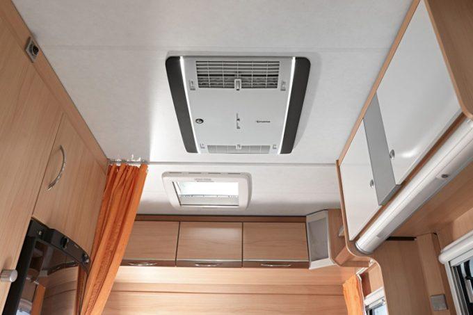 Le fonctionnement d'un climatiseur de camping-car