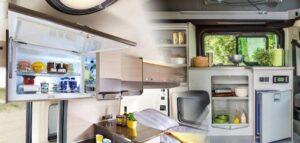 Frigo camping-car