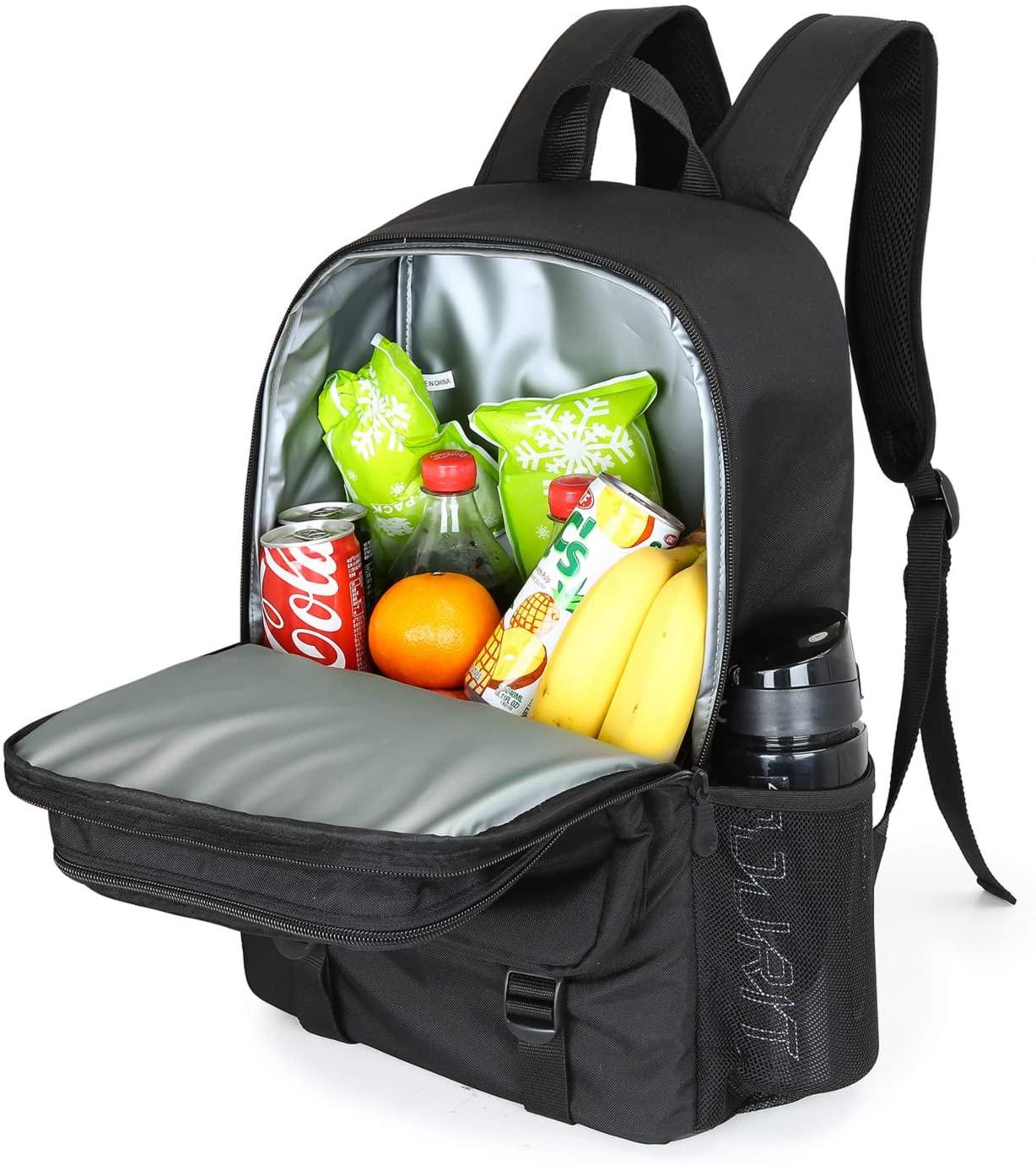 Sac à dos isotherme pour transporter votre déjeuner facilement