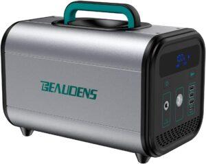 Le puissant générateur d'énergie solaire Beaudens 384Wh