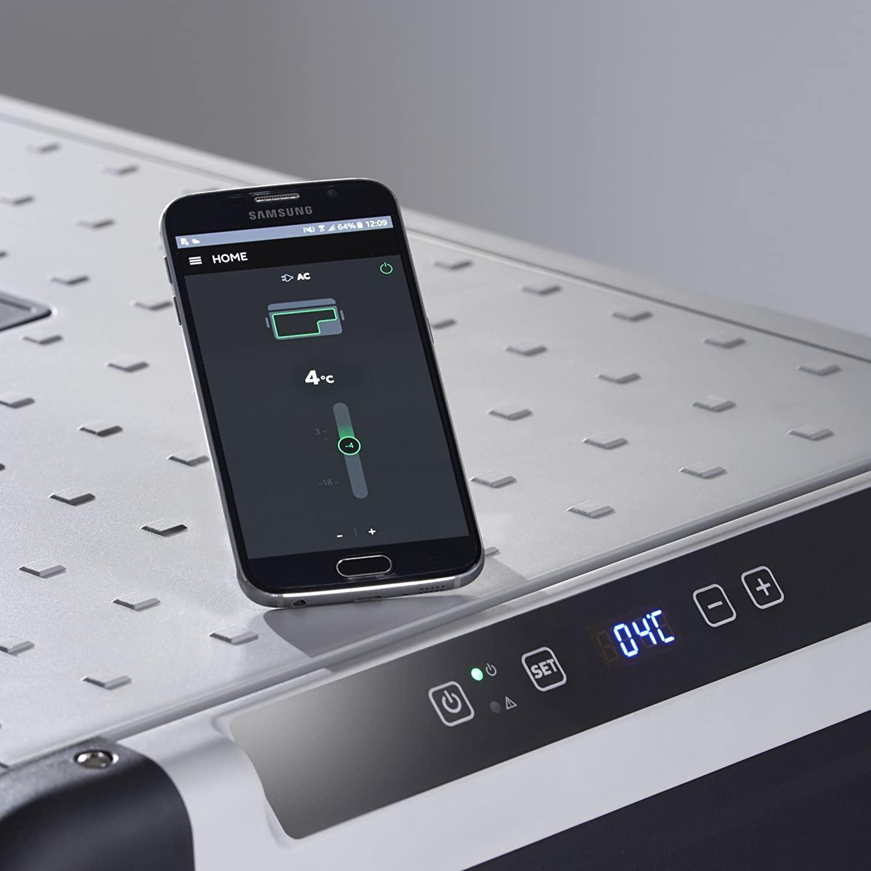 Dometic CFX40W avec contrôle à distance en WIFI par application mobile