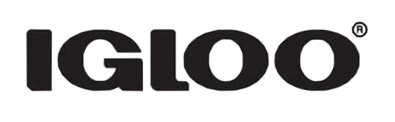 Logo de IGLOO : fabricant américain de glacières rigides et souples