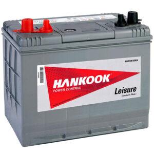 Batterie à décharge lente Hankook 80 Ah