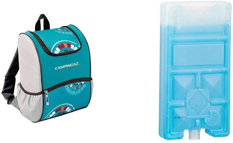Lot avec un sac à dos isotherme Campingaz 9L et un pain de glace Freez'Pack M5