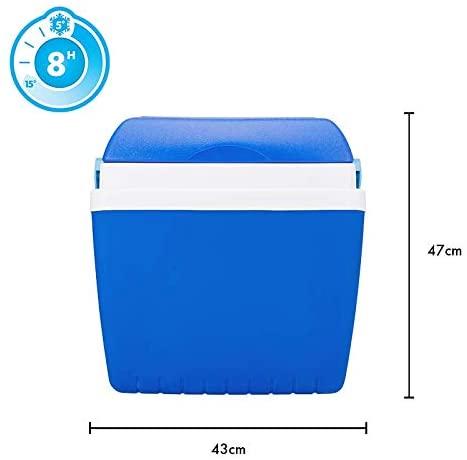 Glacière rigide Thermos bleu compacte et performante