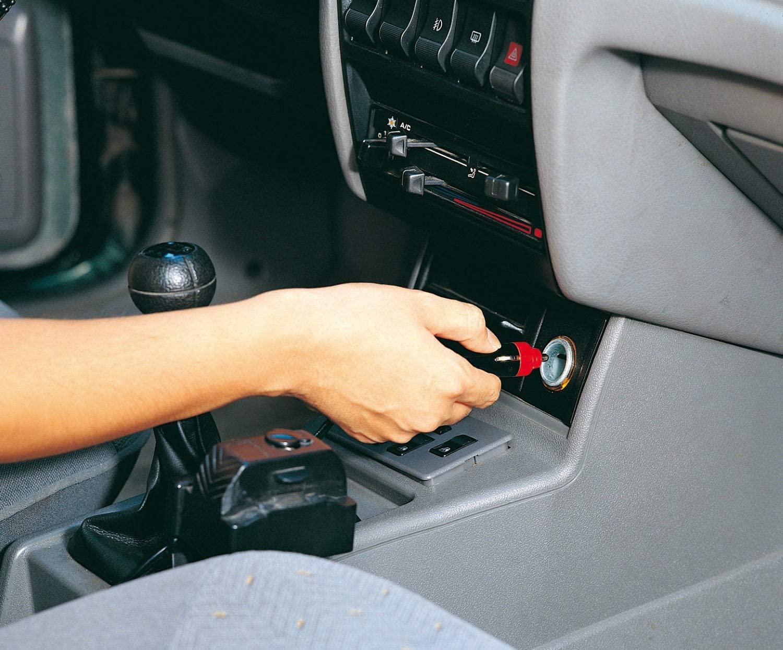 En voiture, alimentez votre glacière électrique Campingaz par prise allume-cigare